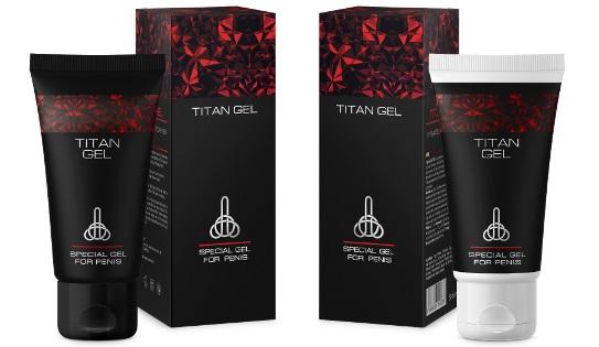 Titan gel cena