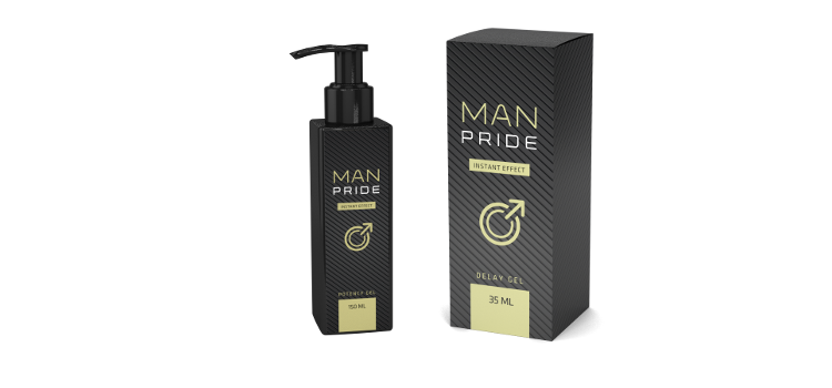 Man Pride cena