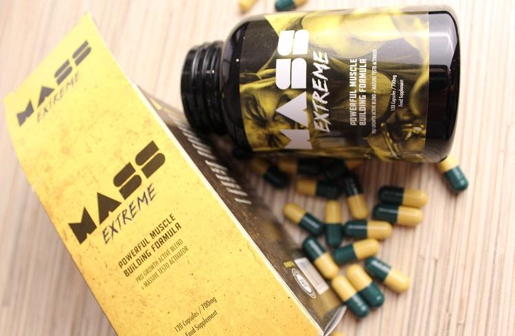 Mass Extreme – recenzja, cena, składniki, efekty